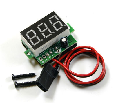how to use nelson voltage checker